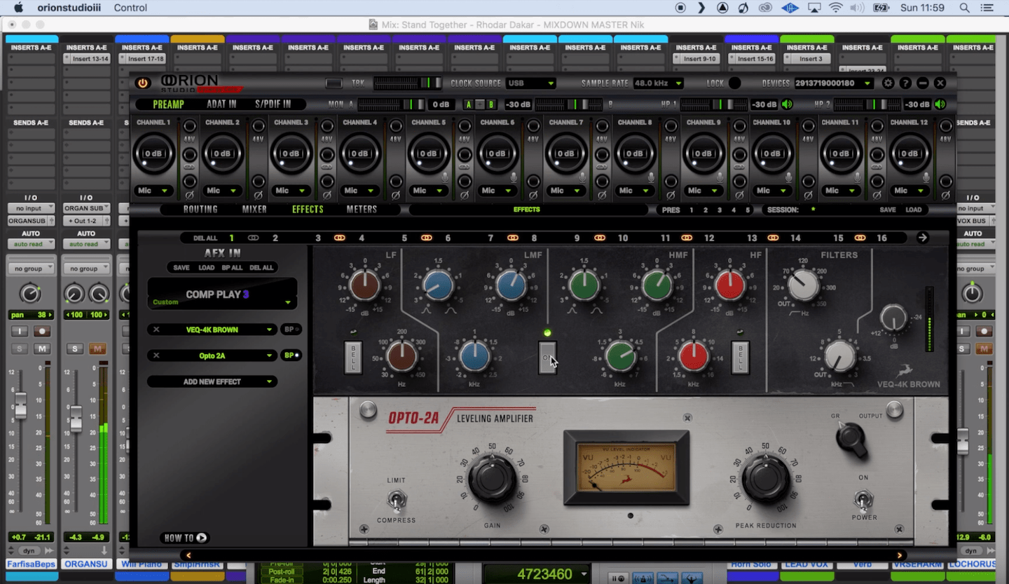 Video Review: Antelope Audio Orion Studio Synergy Core ...