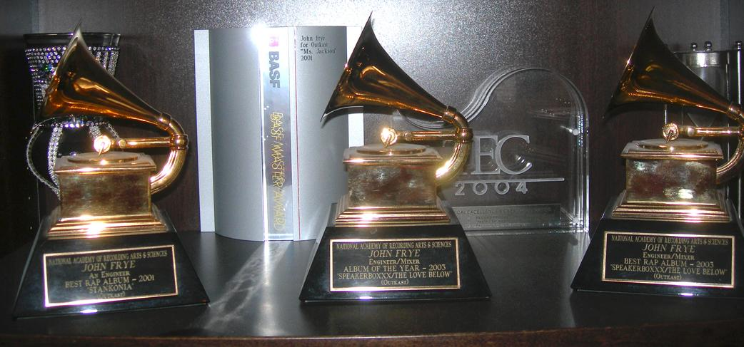 John Frye Grammy Awards