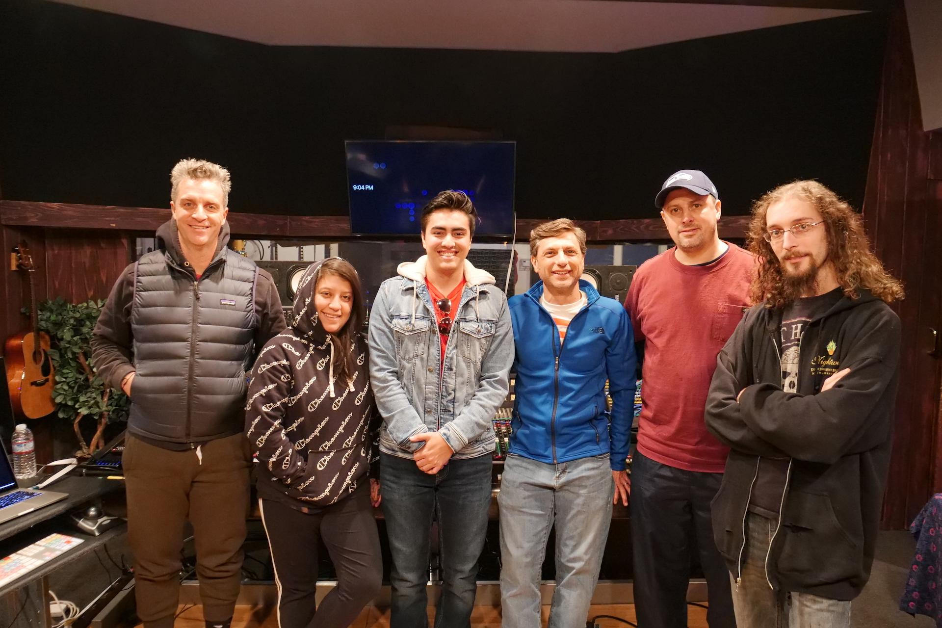 Congratulations To Our December Pro Tools Class