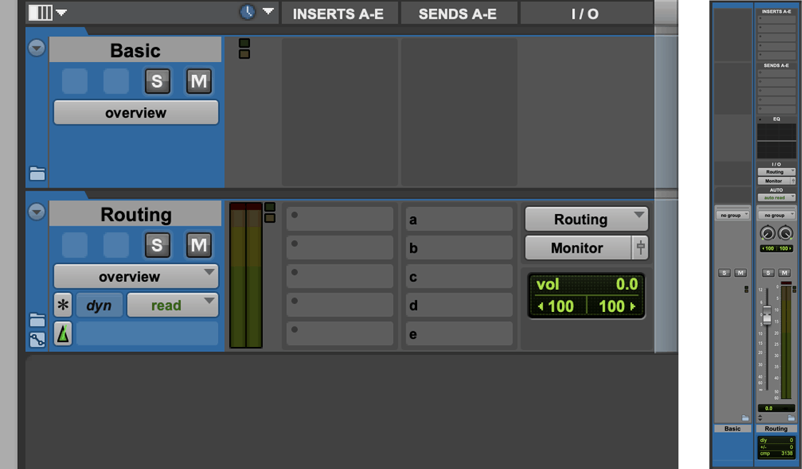 Folder Tracks Now In Pro Tools 2020