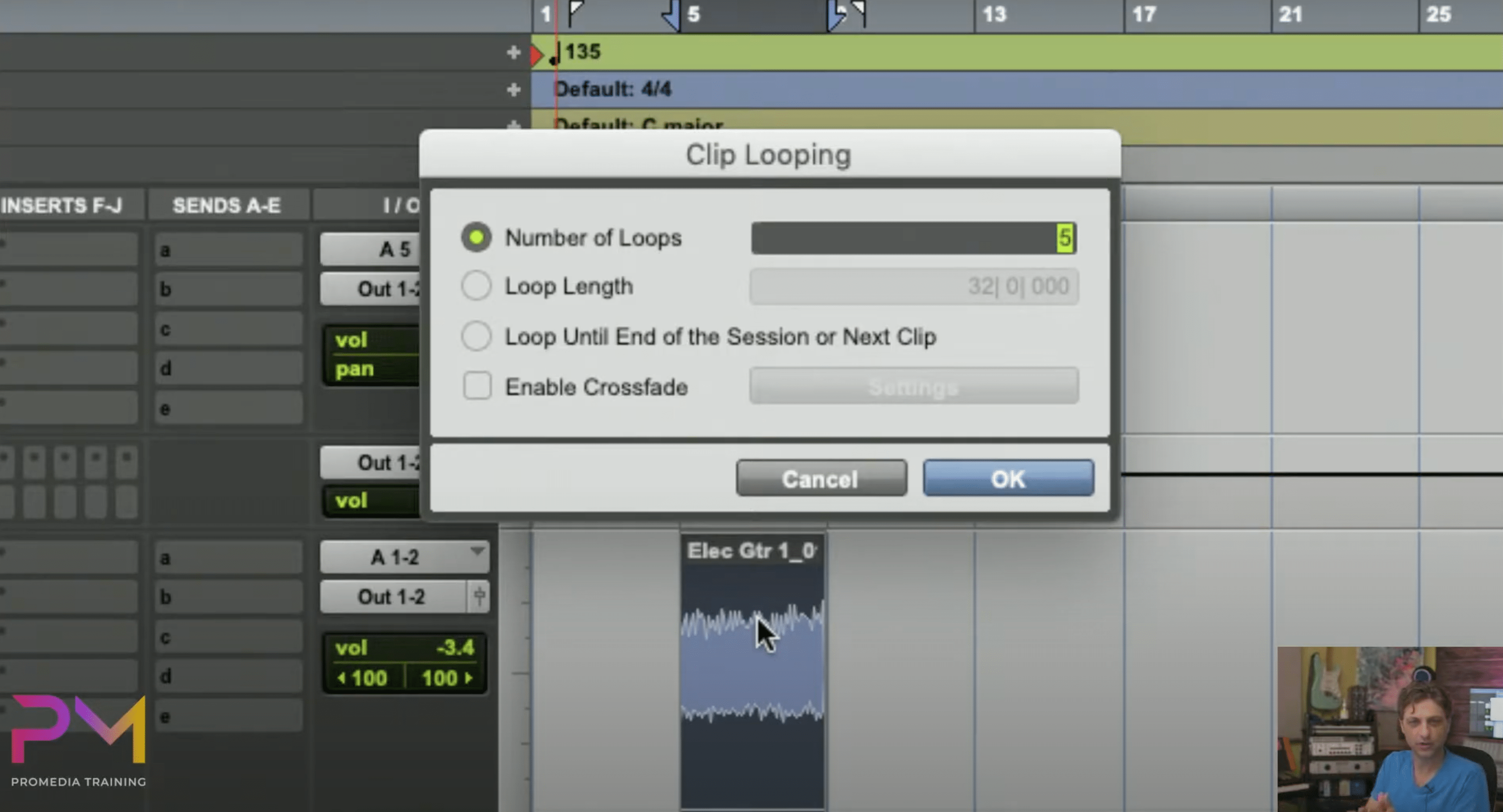How To Create Audio Loops In Pro Tools