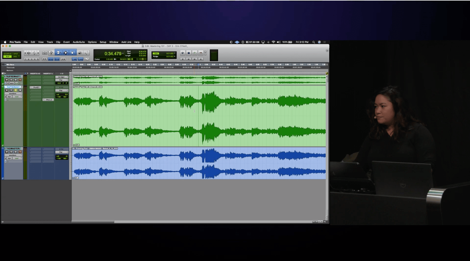 Mastering In Pro Tools Video Tutorial