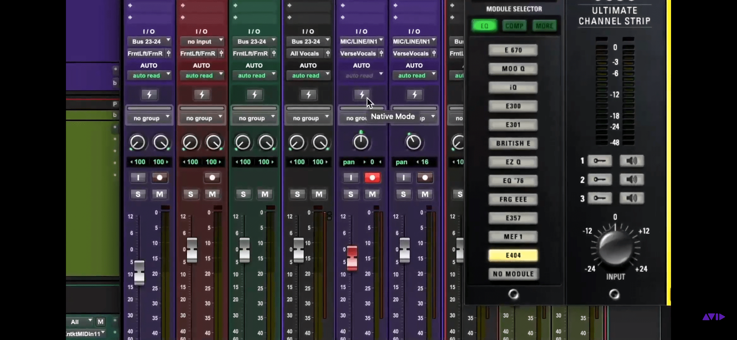 New Features in Pro Tools 2020.11