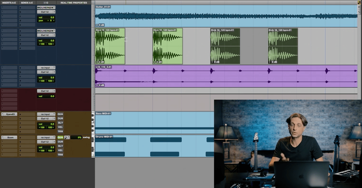 Video Tutorial-Editing And Navigation In Pro Tools