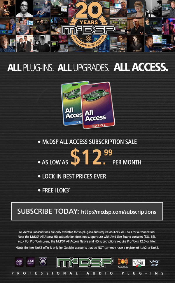 McDSP SubscriptionOffer feb2018