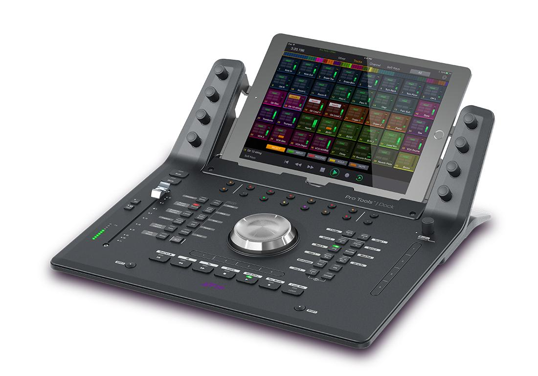 New Pro Tools S3 + Dock Workflows