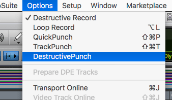 Destructive Punch