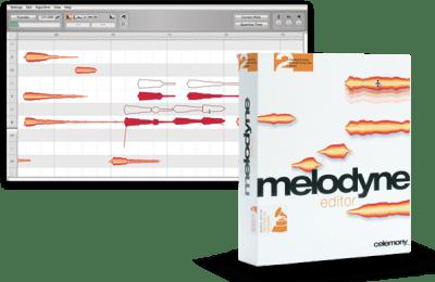 melodyne autotune in pro tools