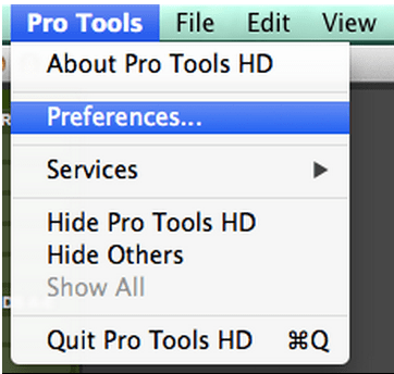 Pro Tools Plug-In Management