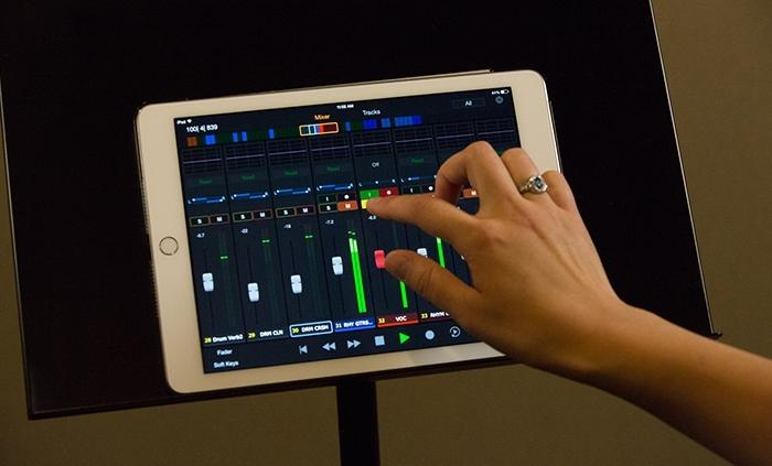 Use iPad To Control Pro Tools