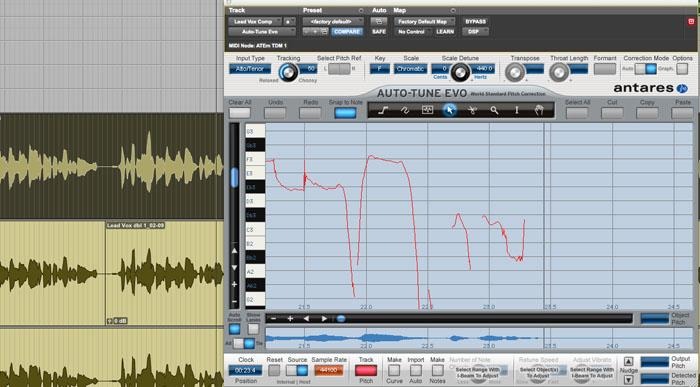 antares auto-tune: how to use autotune - promedia pro tools training