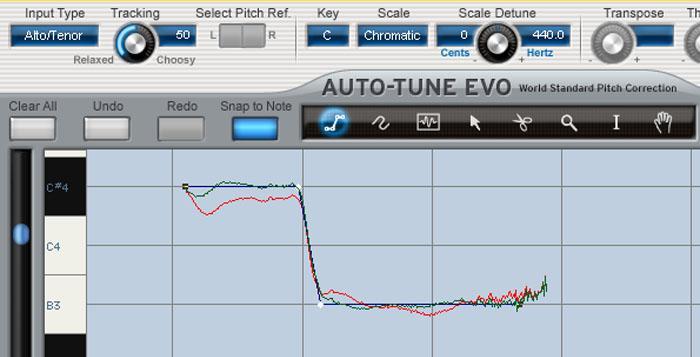 autotune evo pro tools 12