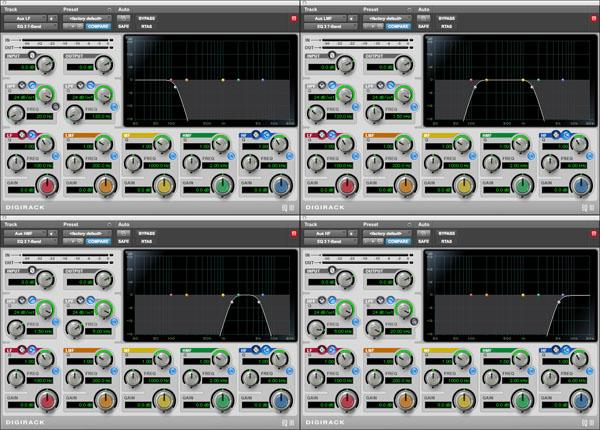 Stereo Multi-Band Compressor